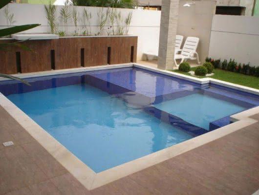Piscina quadrada piso para piscina - Fabricante de piscinas ...