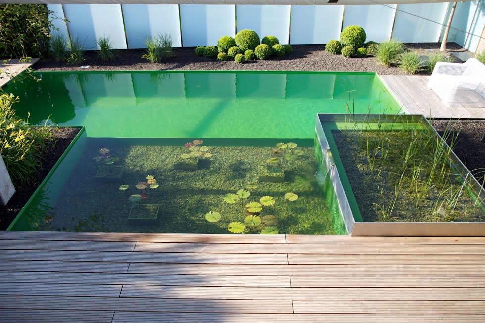 Piscinas modernas piso para piscina for Piscina 7 de agosto