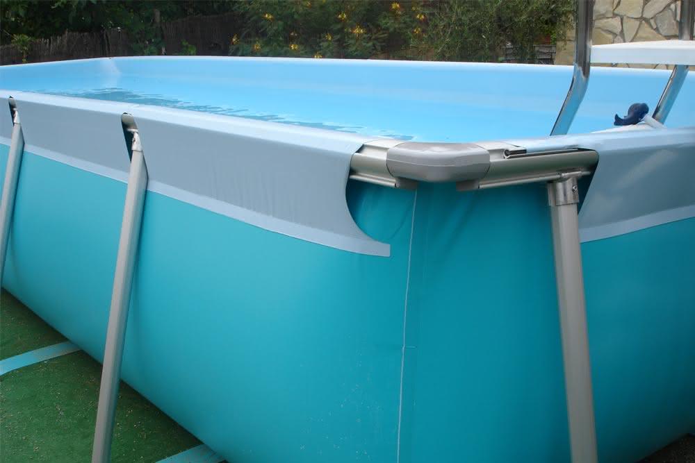Pre os de piscinas piso para piscina for Piscinas de plastico para ninos