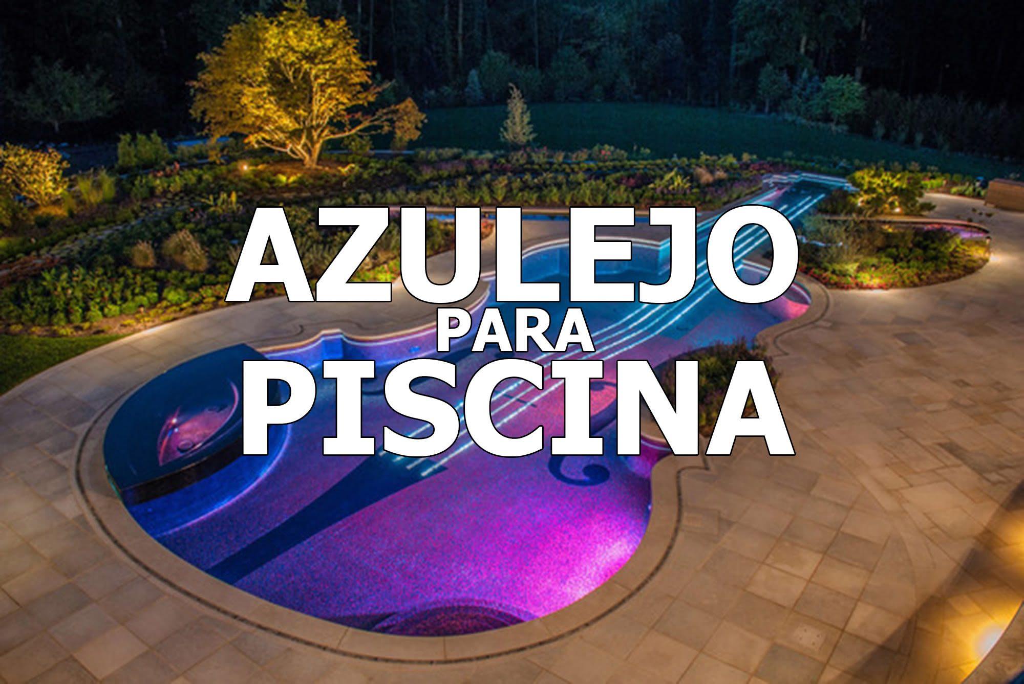 Azulejo para Piscina