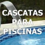 Cascatas para Piscinas