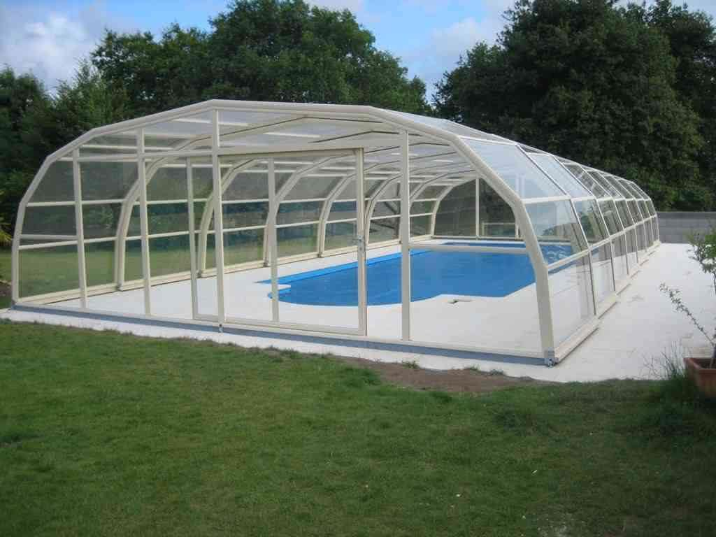 Piscinas cobertas e aquecidas policarbonato deck 25 for Coberturas para piscinas