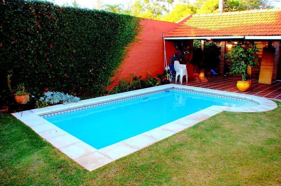 medidas de piscinas de casas ideas de disenos