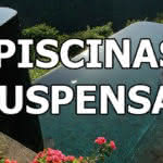 Piscinas suspensas