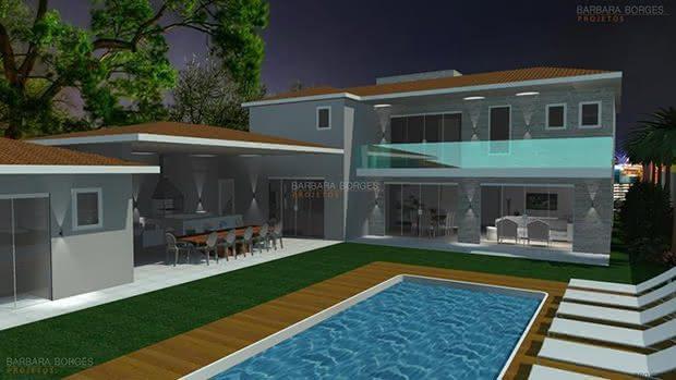 Plantas de casas com piscina 28 modelos de casas t rreas for Modelos de piscinas de campo