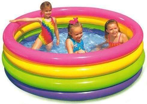 Piscina Intex infantil redonda