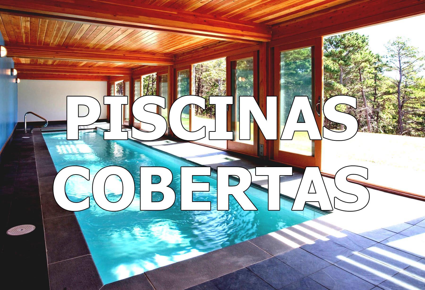 Piscinas Cobertas